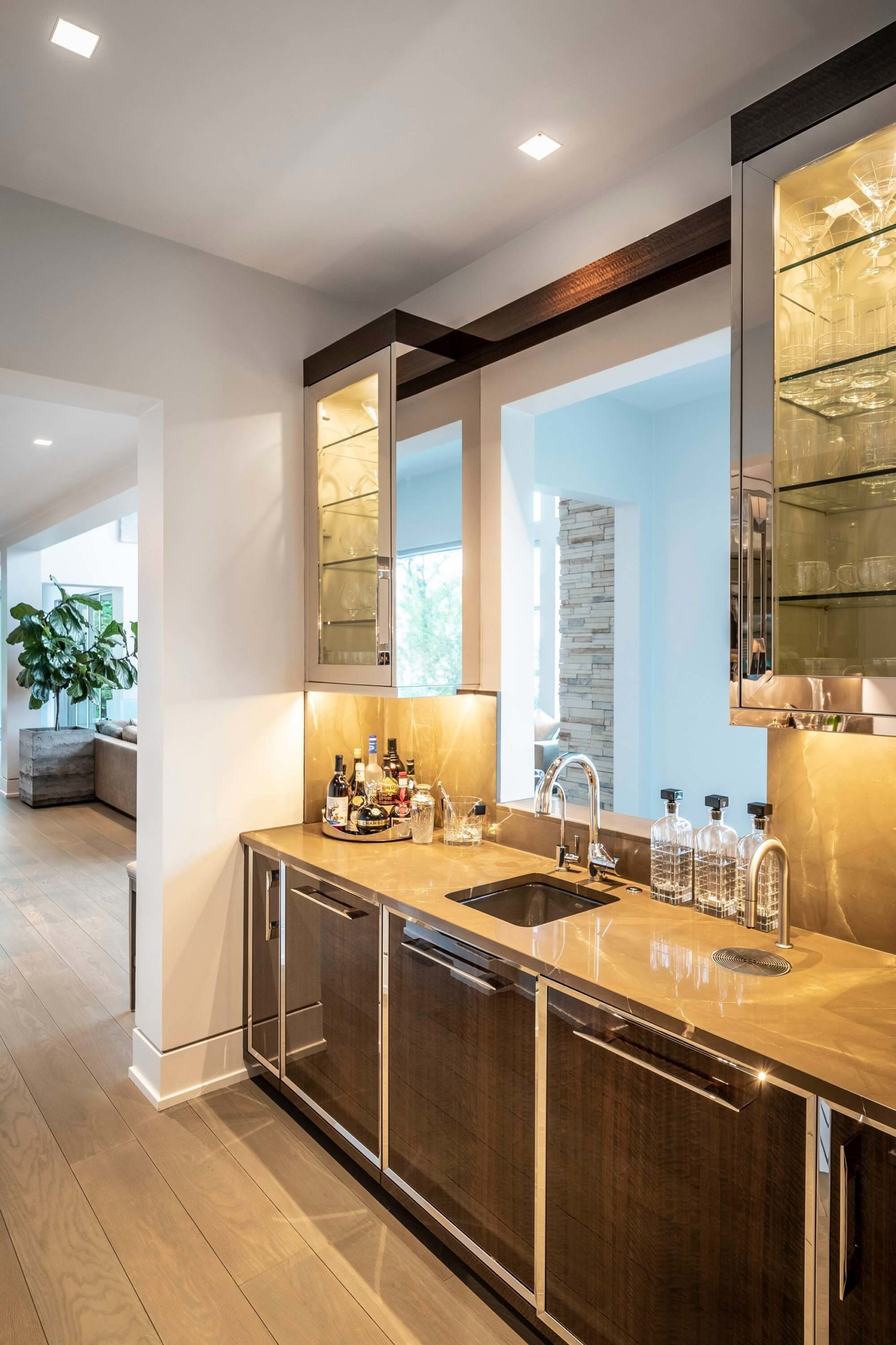 Double Trouble by Conceptual Kitchens