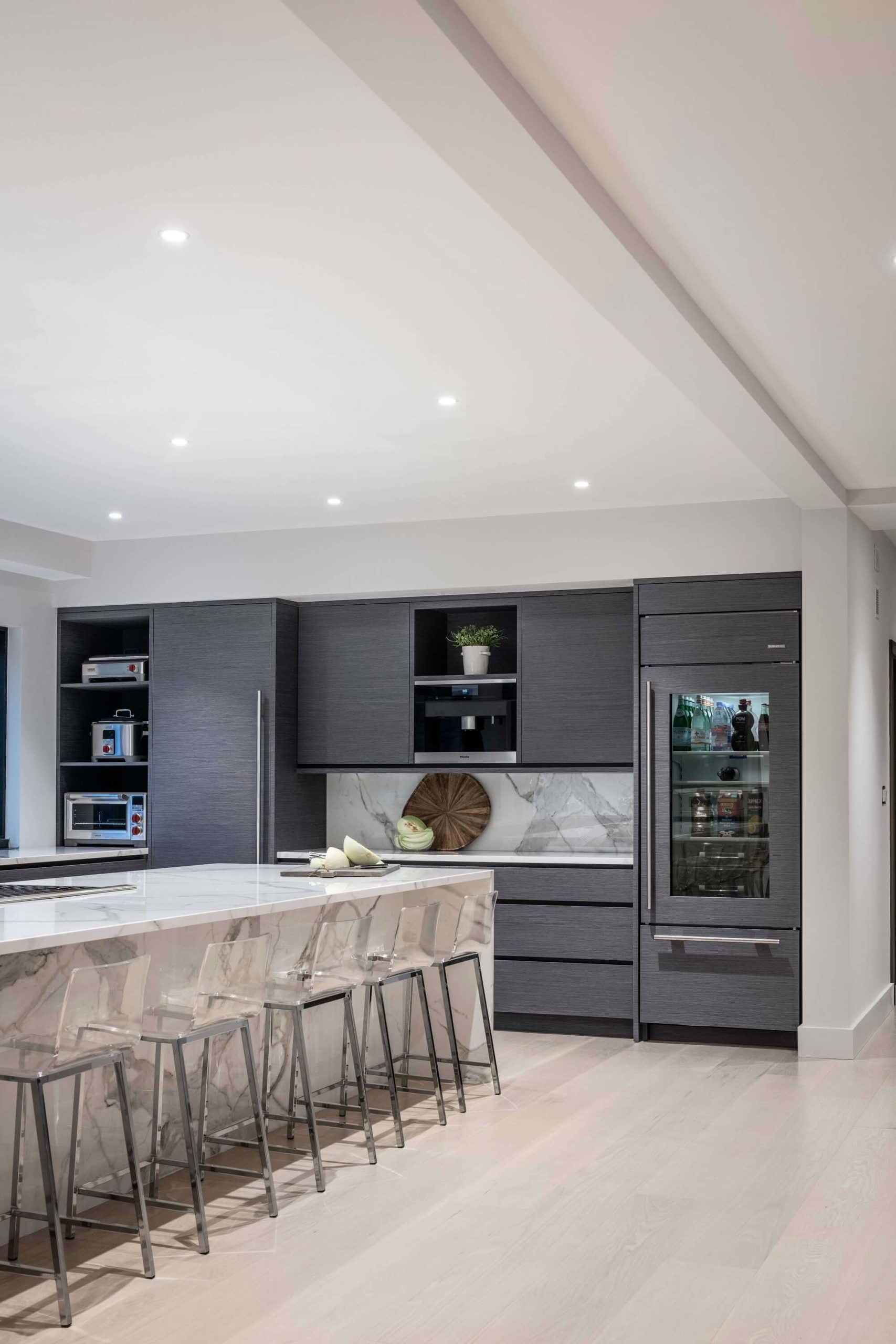 Mix of Materials by Conceptual Kitchens