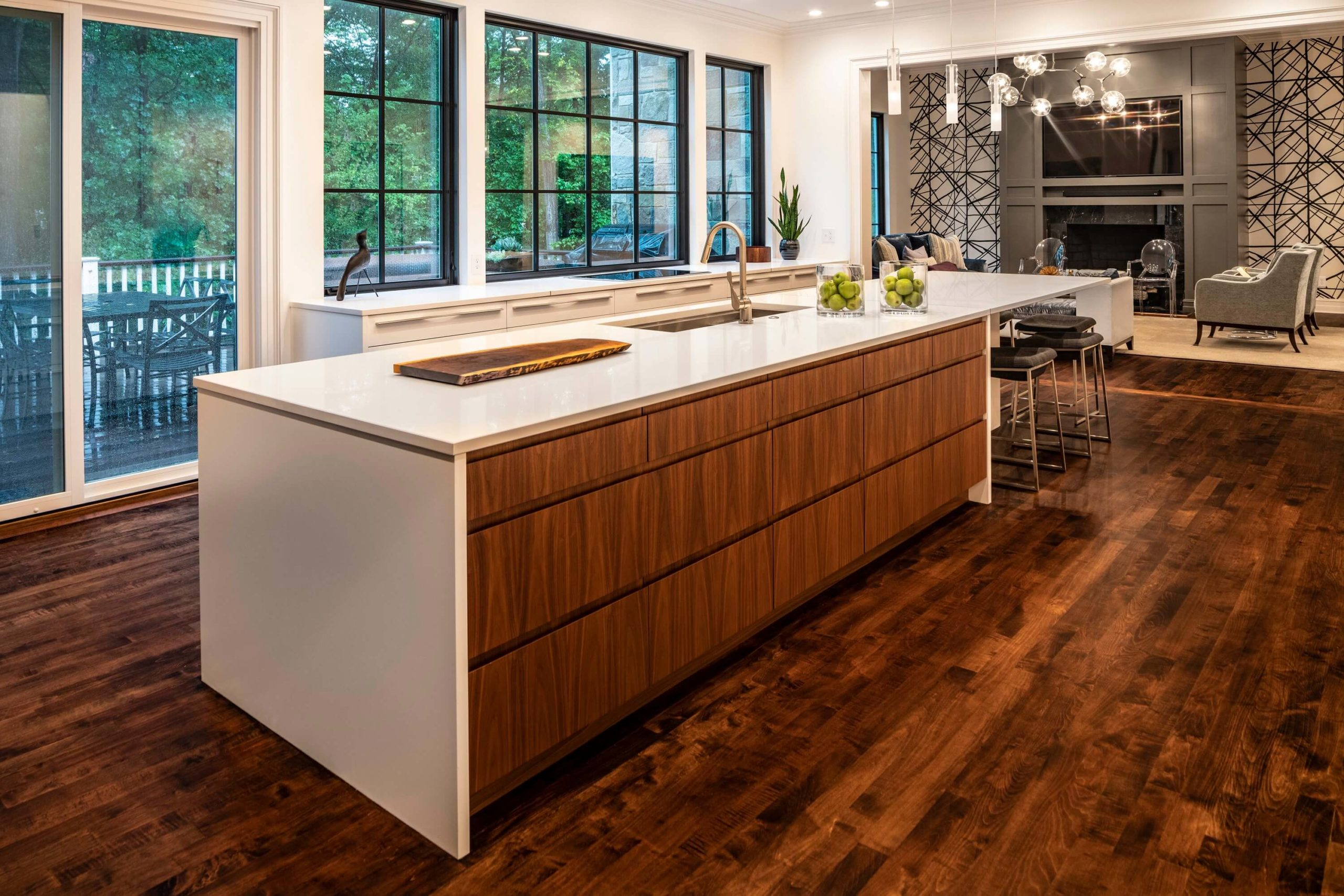 Modern Taste by Conceptual Kitchens